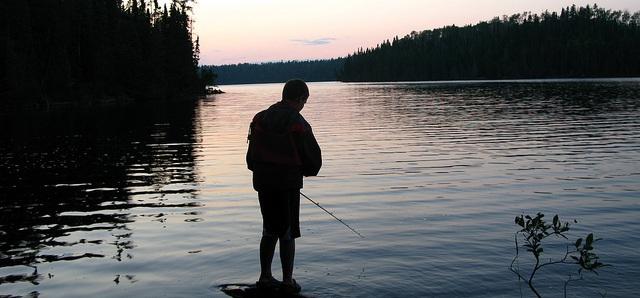 Angeln in Kanada flickr (c) OakleyOriginals CC-Lizenz