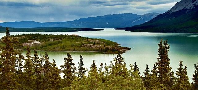 Yukon-River flickr (c) Dave Bazaire CC-Lizenz