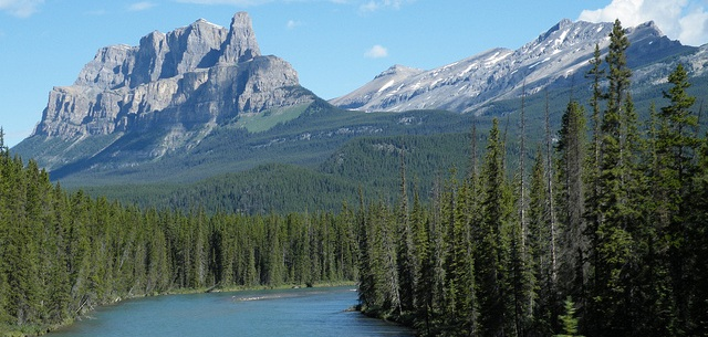 Banff-Nationalpark flickr (c) gemmerich CC-Lizenz