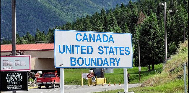 Einreise nach Kanada flickr (c) SeattleRay CC-Lizenz