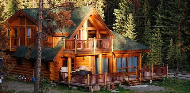 Ferienhaus in Kanada flickr (c) tiffa 130 CC-Lizenz