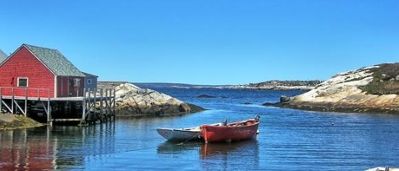 Lunenburg in Nova Scotia